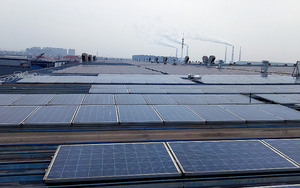 Jiangyin Yangtze River Shipyard Rooftop power
